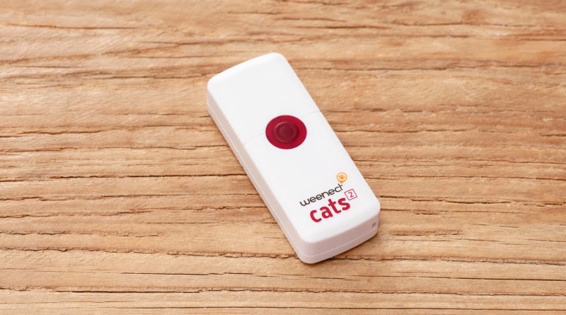 Weenect cats 2 – Collier GPS chat